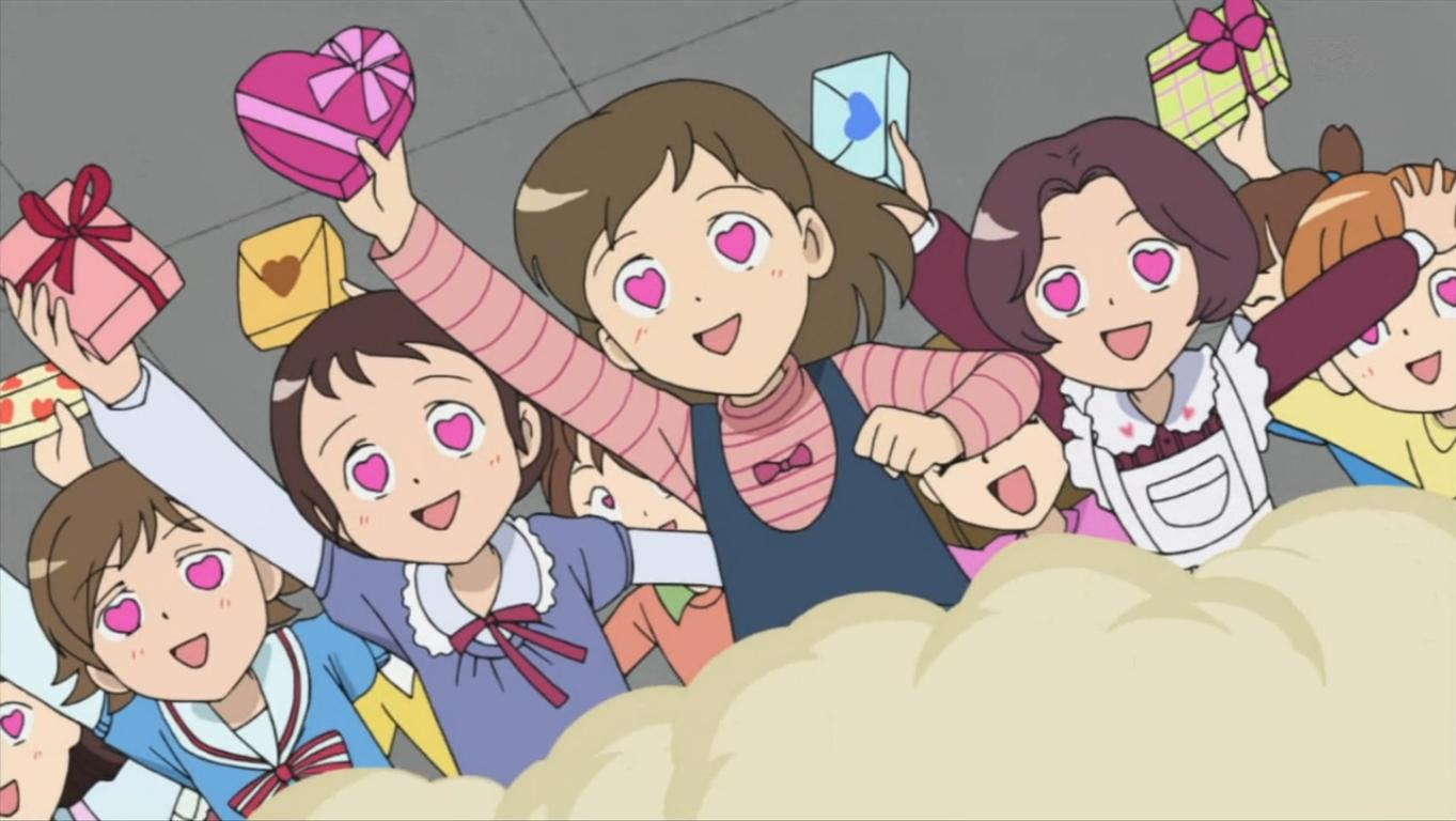 kuromajo-san ga tooru episódio 30