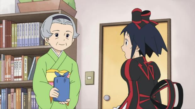 kuromajo-san ga tooru episódio 38