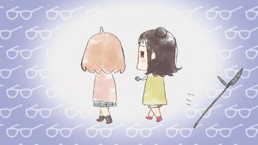 Kyoukai no Kanata episódio 07 pt-pt