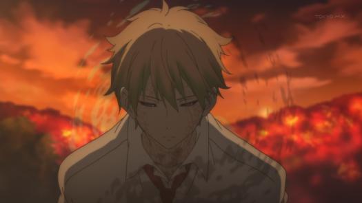 Kyoukai no Kanata episódio 09 pt-pt
