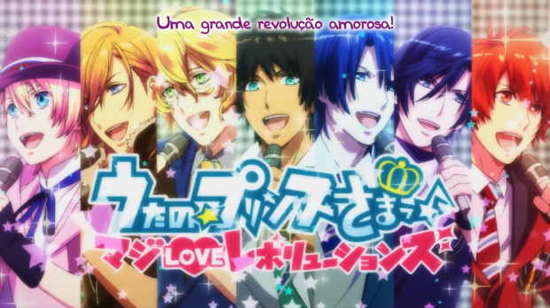 [MundoShoujo] Uta no Prince-sama Maji Love Revolutions - 01