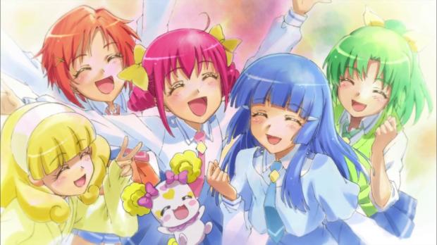 [MundoShoujo] Smile Precure 05 BD pt-pt