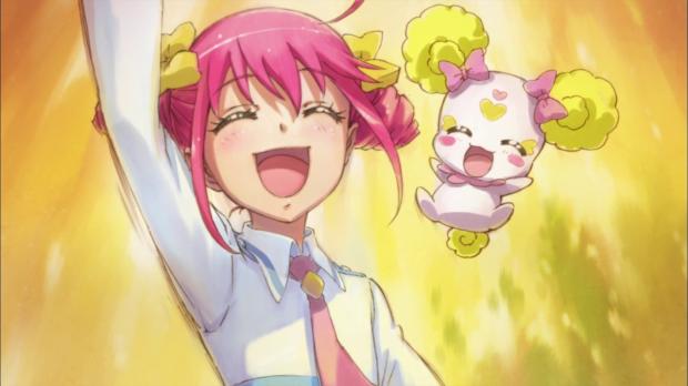 [MundoShoujo] Smile Precure 08 BD pt-pt